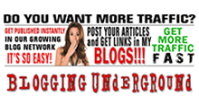 Web Traffic Blogging